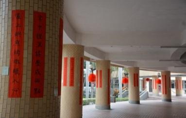 29國文科倡導對聯書寫,提升學生文學涵養