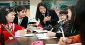 29104年首度辦理國中生模擬聯合國活動,提供學生了解參與國際事務