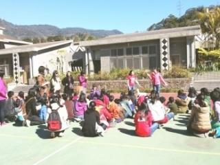 29人社資優學生,寒假前往南投曲冰部落,從事偏鄉關懷及服務學習