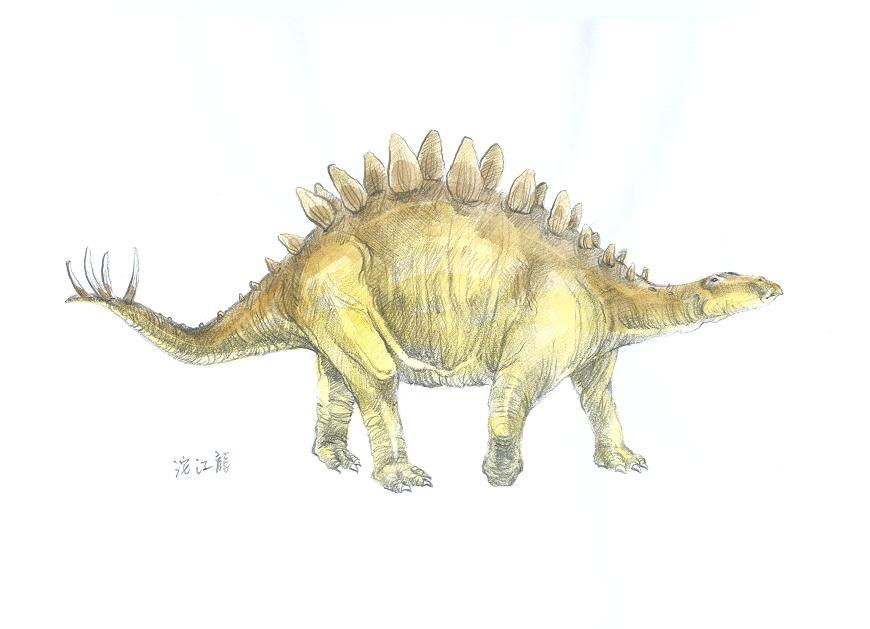 恐龙大全图片和名字