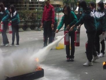11-邀請消防隊城中分隊指導防災知能