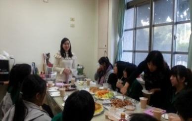 12-辦理資源班學姊經驗分享會
