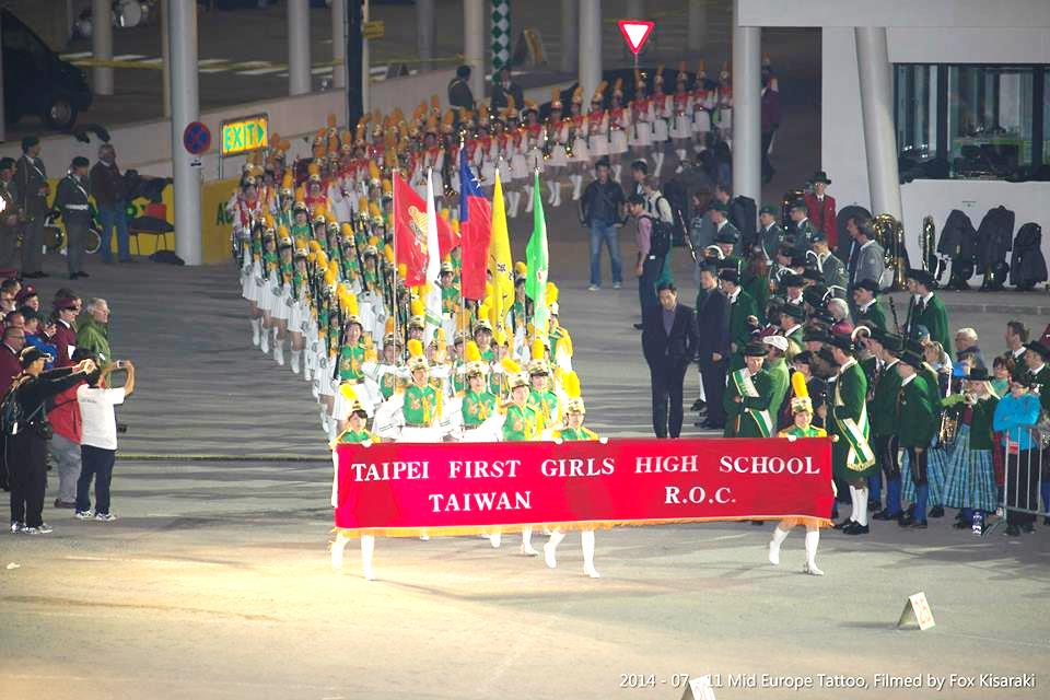 17-樂儀旗隊海外表演成功擴展國民外交