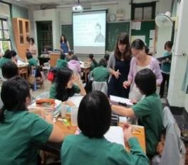 22-國文科進行學習共同體教學觀摩