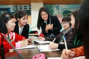28-本校同學帶領國際議題討論
