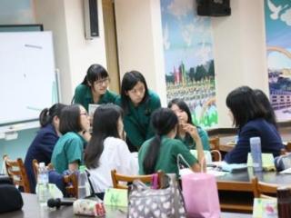 29-日本姐妹校來訪進行交流