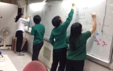 28以專案式學習(PBL)激發學生從「遊戲解題」中建立運算思維與邏輯思考(問題解決與程式設計)