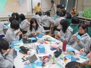 11研習課程-日本教授授課(結晶學與萬花筒)