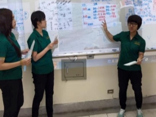 29通過臺北市104學年度國際學校獎認證,建構學生對國際社會的認識